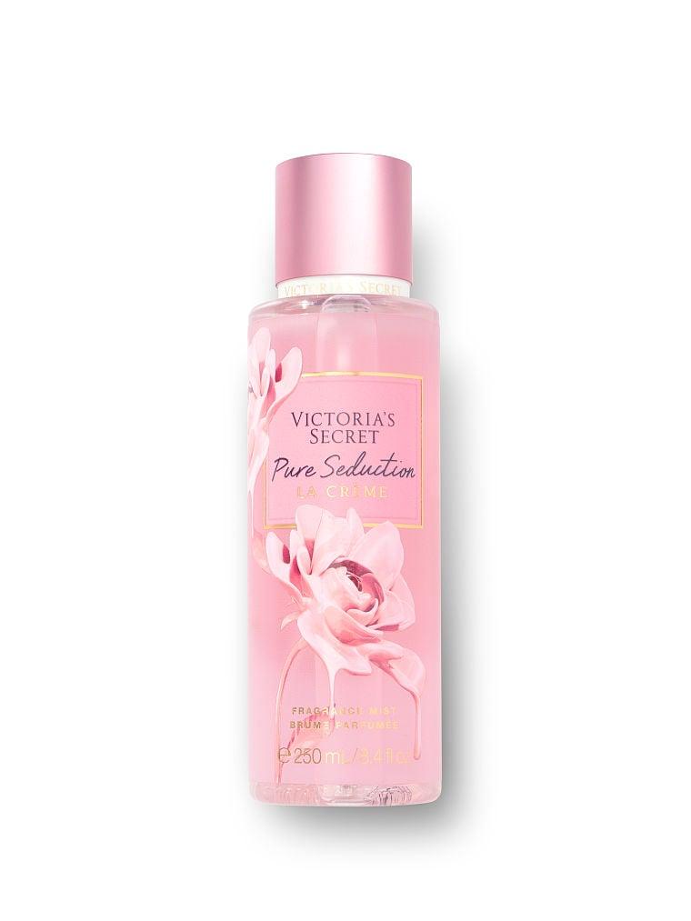 Victoria's Secret, Victoria's Secret Brumes parfumées La crème en édition limitée , La Crème Pure Seduction , offModelFront, 1 sur 2