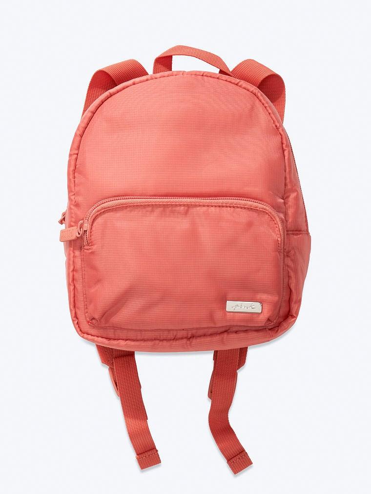 Victoria's Secret Pink Backpack MINI Size Bag NWT