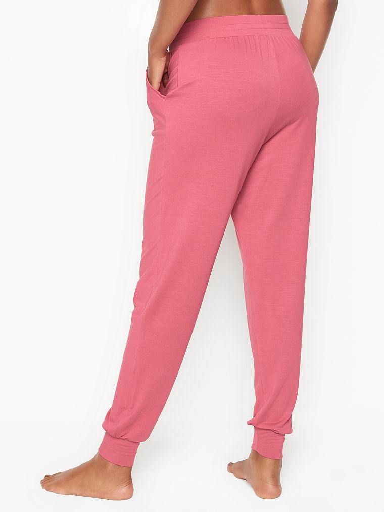 New Victoria Secret Pink  Sz Medium  LONG SLEEVE Super Soft  Begonia run Big